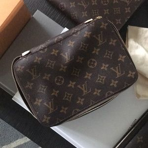 Authentic Louis Vuitton Rare MM Packing Cube
